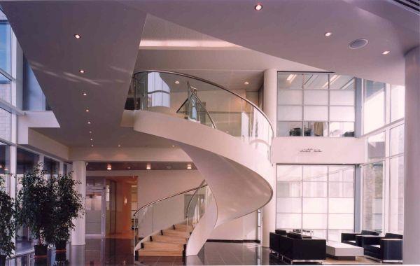 Kantoorgebouw Deloitte & Touche, Antwerpen