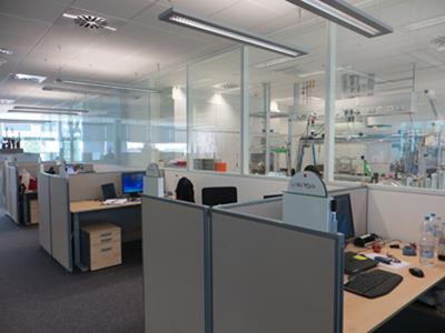 Labo's Schwalbach Innovation Center, Procter & Gamble