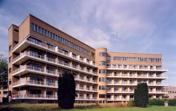 Nieuwbouw en renovatie Ziekenhuis Sint-Augustinus, Wilrijk, project gezondheidszorg SVR-ARCHITECTS