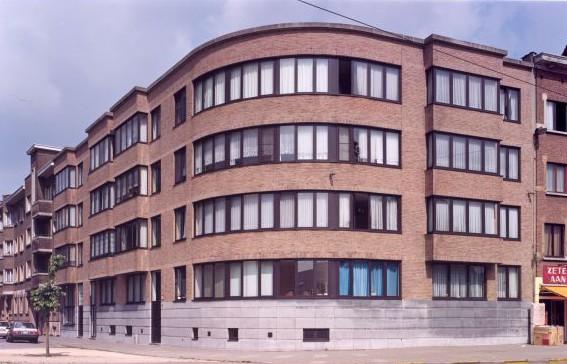 Renovatie sociale huisvesting J.de Geyterstraat, Antwerpen, project huisvesting SVR-ARCHITECTS