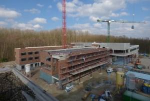 Nieuwbouw Nursing Hof ter Schelde, Linkeroever