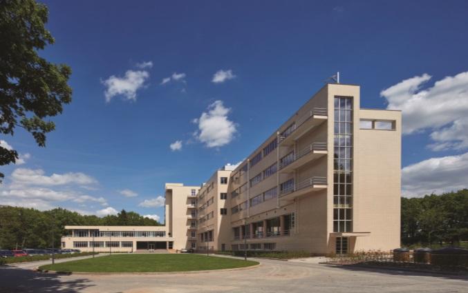 Tombeekheyde, voormalig sanatorium Overijse