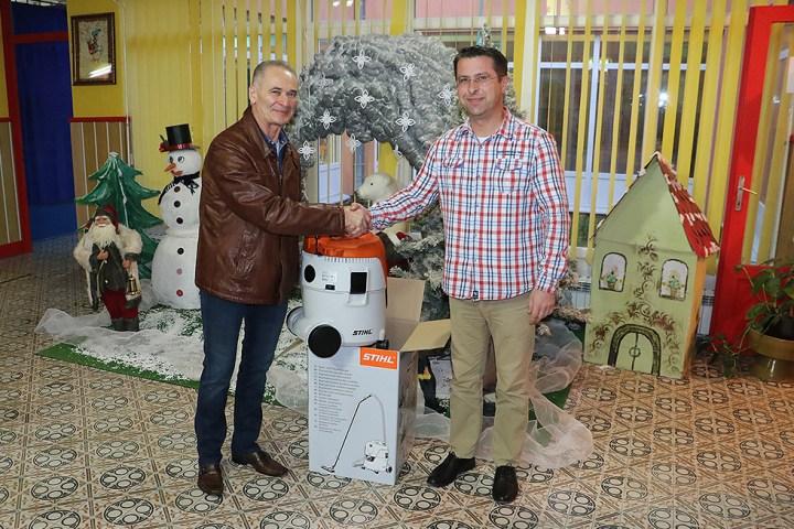 Donacija svrljiškom vrtiću, foto: M. Miladinović, Svrljiške novine
