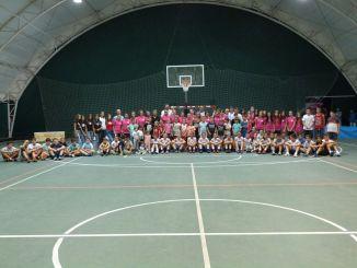 Učesnici kampa, foto: A.Đ. / Svrljiške novine