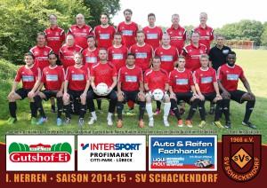 2014-15 Teamfoto 1