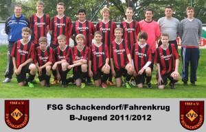 B-jugend2011