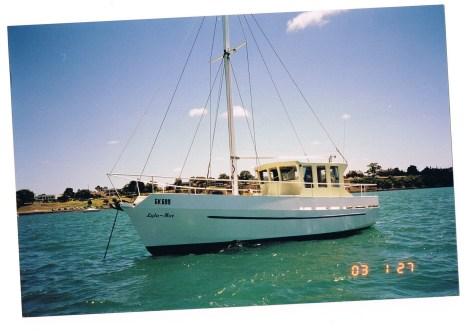 Mick O'Briens Boat