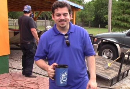 Scott Rokeby, Tulsa Oklahoma