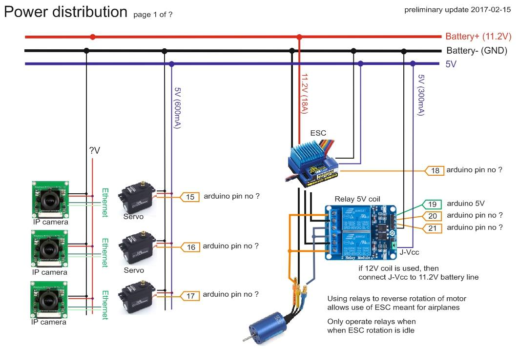 rov wiring diagram   18 wiring diagram images