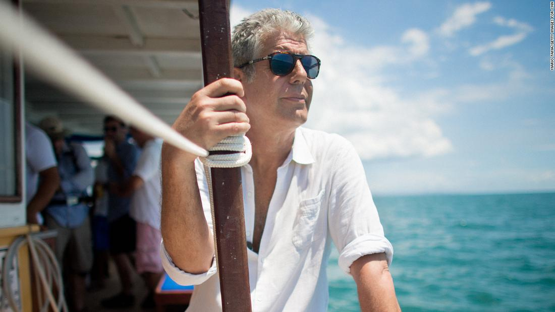 A Tribute to Anthony Bourdain for #BourdainDay