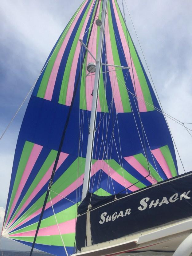 Spinnaker Sail