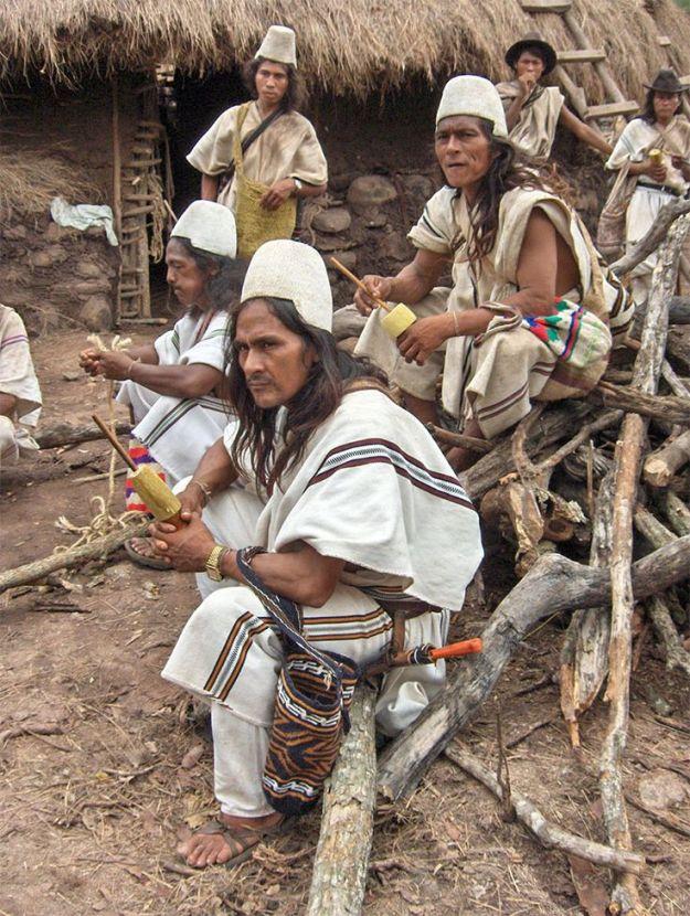 Indigenas Arthuacos