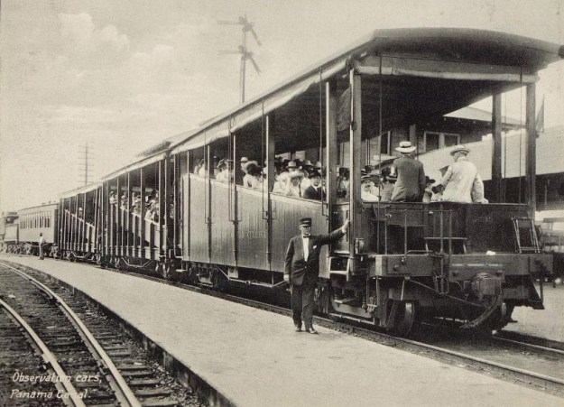 Panama Canal Railway. Photo courtesy of Panama Advisory International Group