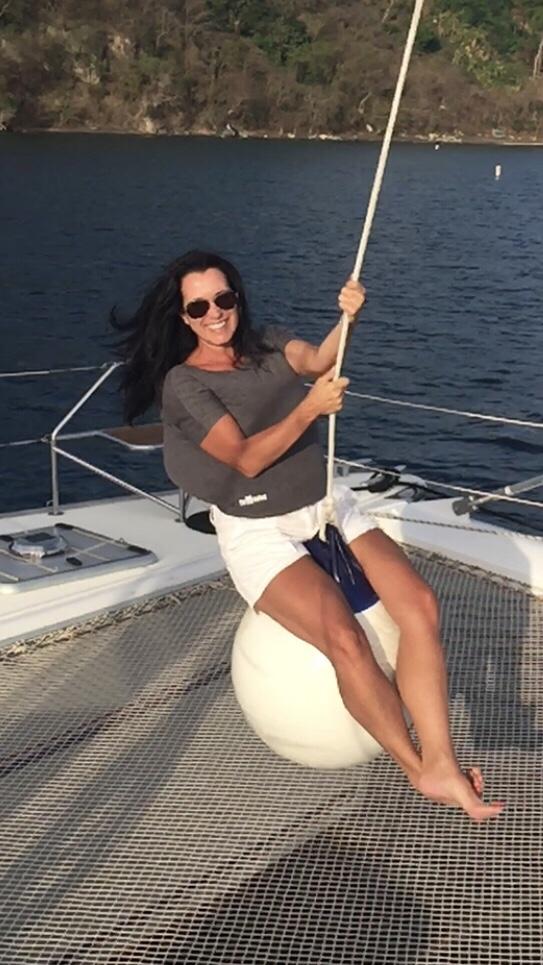 Wrecking Ball on the Seas.