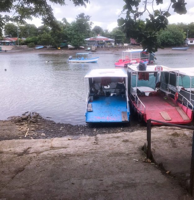 Ferry to Cocal