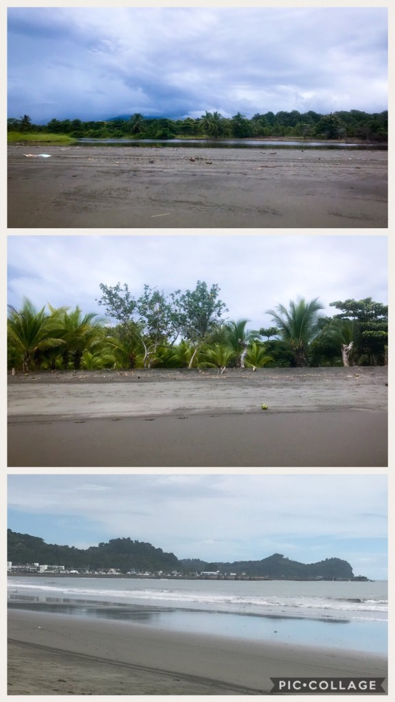 Beach at Cocal