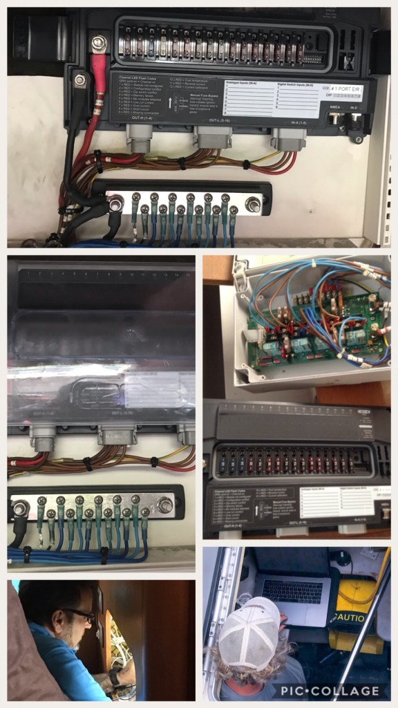 C-ZONE AC/DC Main Control System