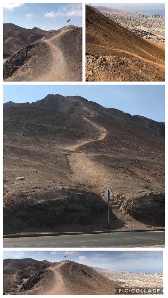 Trails to Cerro El Ancla