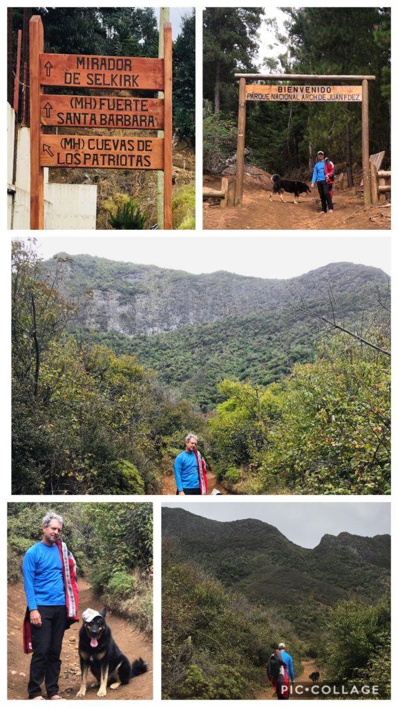 Selkirk's Mirador Hike