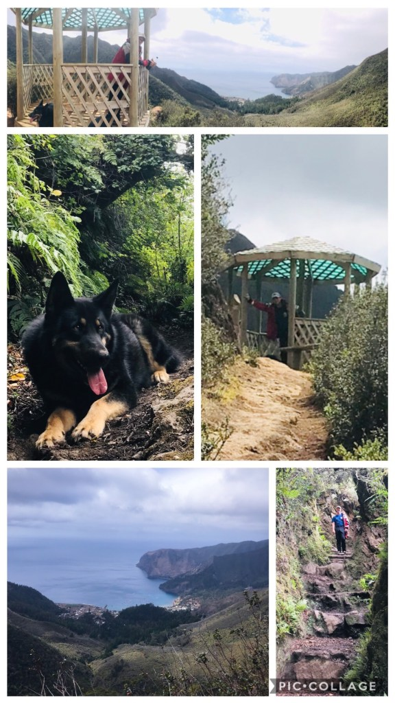 First Mirador on hike