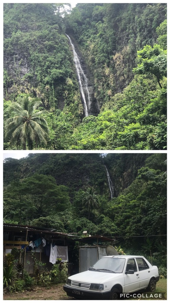 Les Tres Cascades