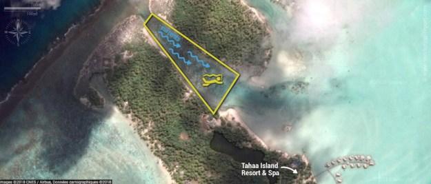 GoogleMap of Coral Gardens