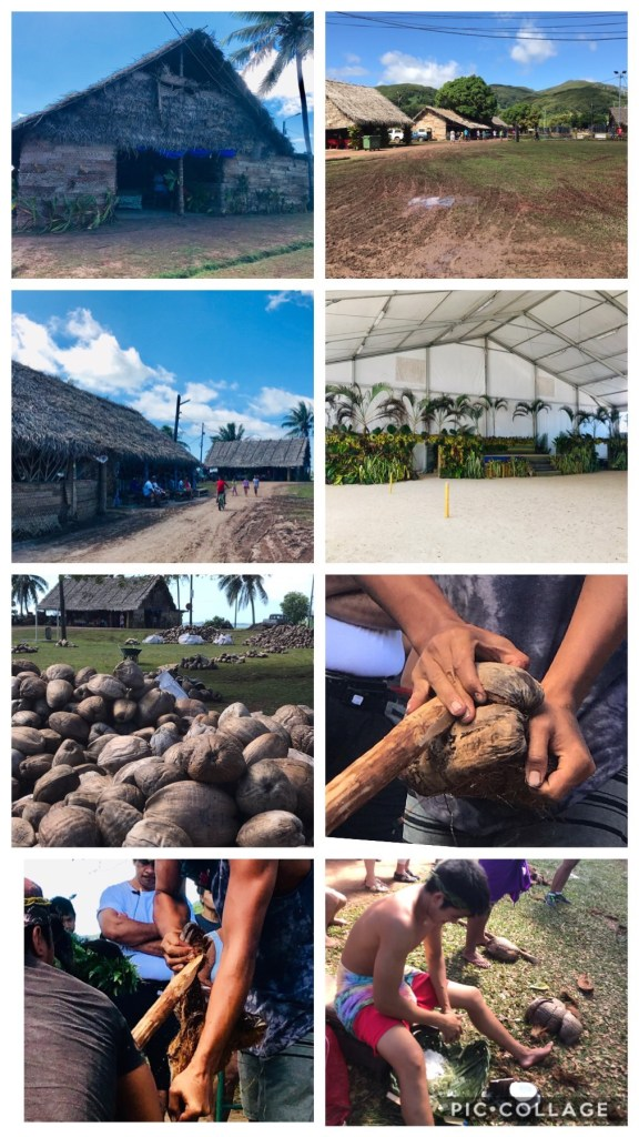 Heiva Coconut Competition