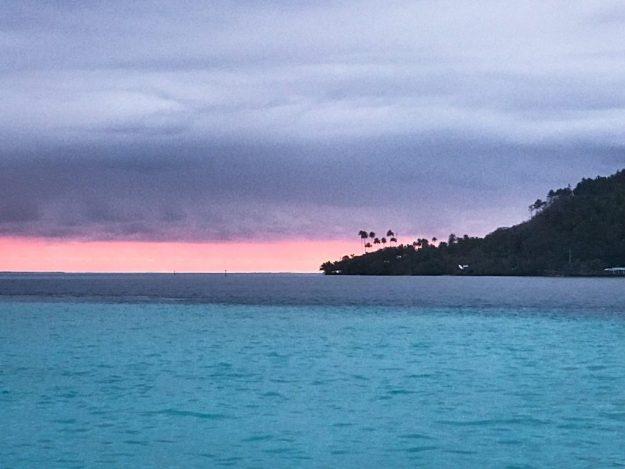Islet near Raiatea