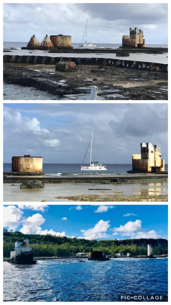 Makatea port 2019