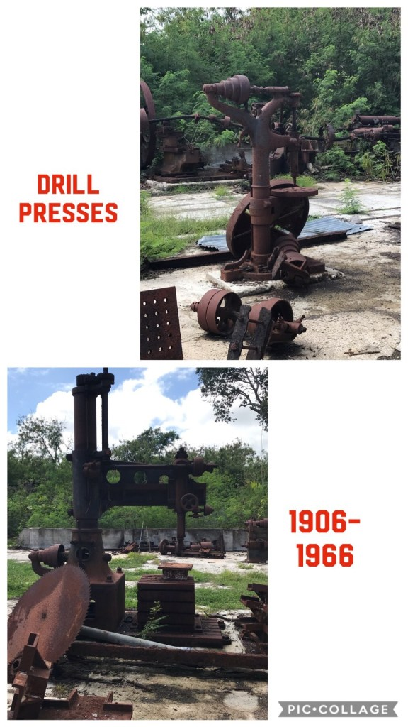 Drill Press for Phosphate Mining