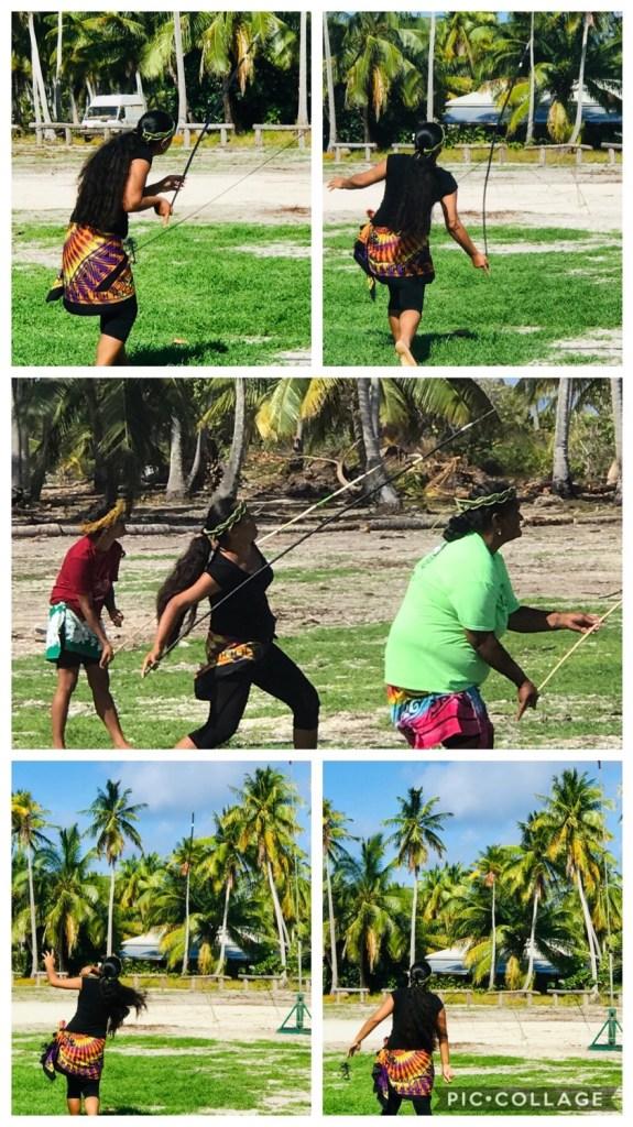 Women's Javelin Contest