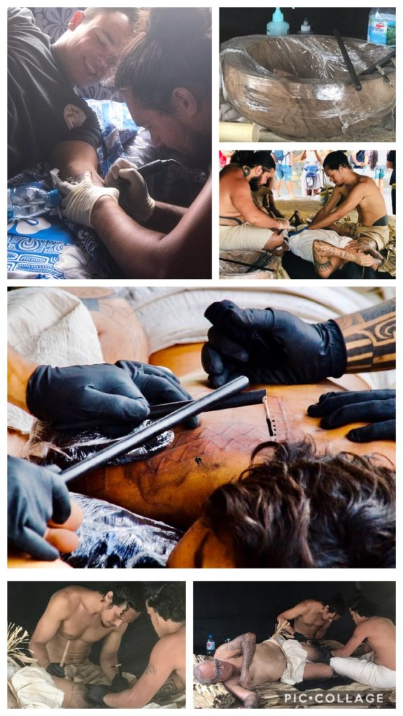 Tattoo: Modern and Traditional