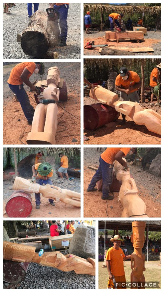 Wood Carving Competition #1