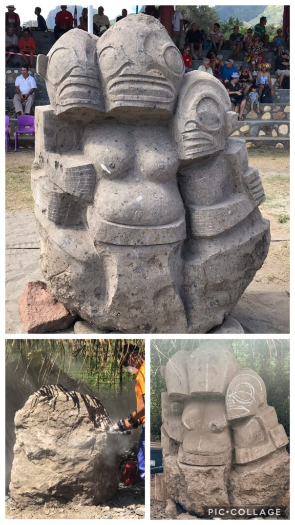 Stone Carving Competition