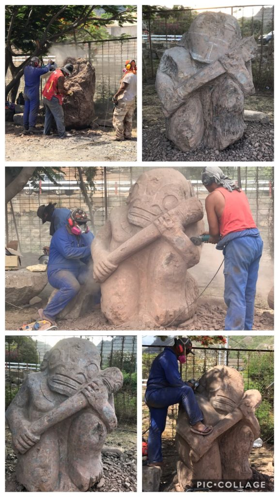 Stone Carving Competition #2