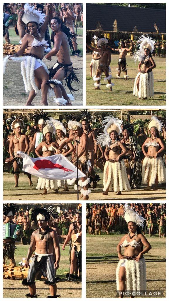 Rapa Nui Opening Performance