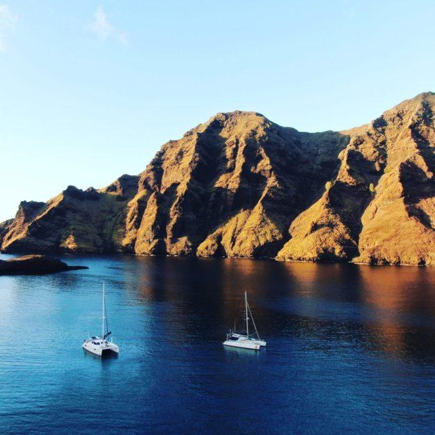 Hakatea Bay with Peneque