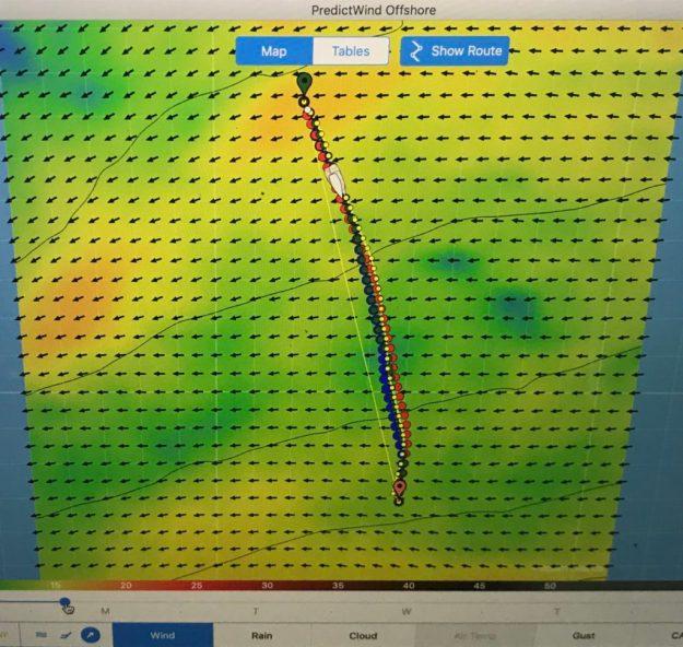 Predict Wind Chart