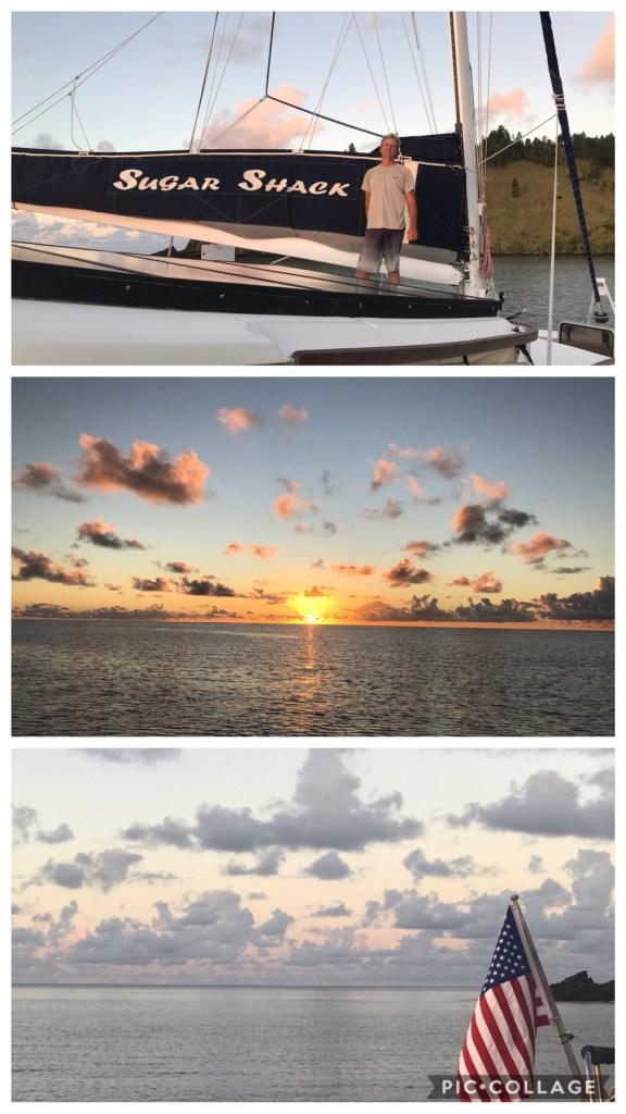 Sunset Photos Taravai