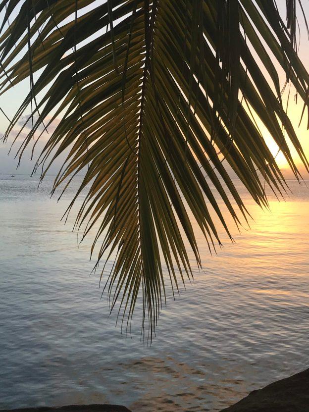 Huahine Yacht Club View