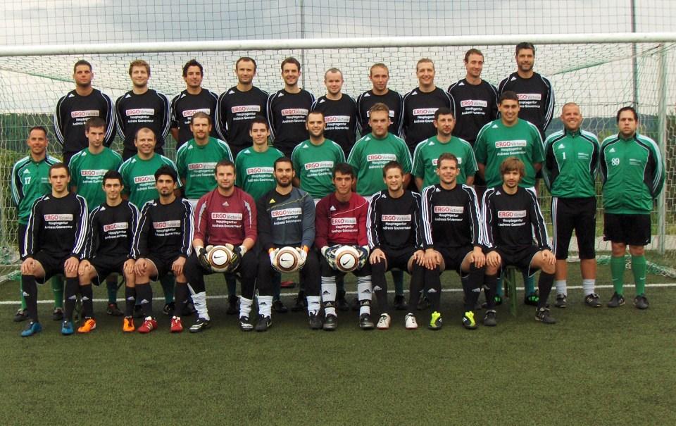 1. Mannschaft 2011