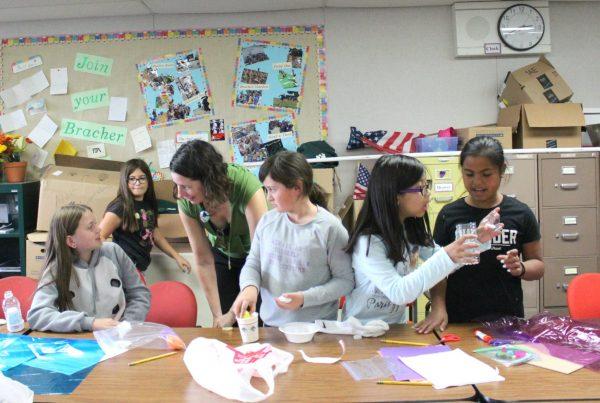Creativity Nurtured Bracher Elementary School Stem