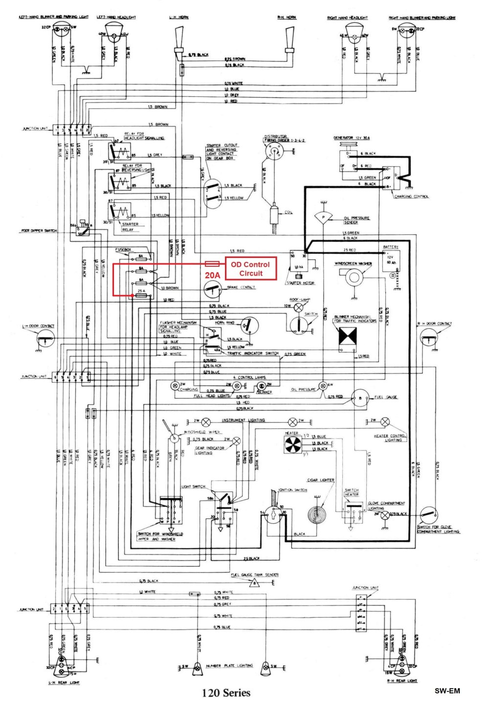 medium resolution of volvo 122 wiring diagram wiring diagram blog volvo 122 wiring diagram