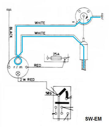 Vdo Ammeter Wiring Diagrams, Vdo, Free Engine Image For