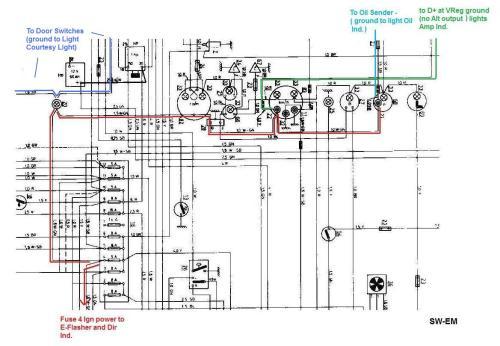 small resolution of volvo motorola alternator external regulator wiring diagram