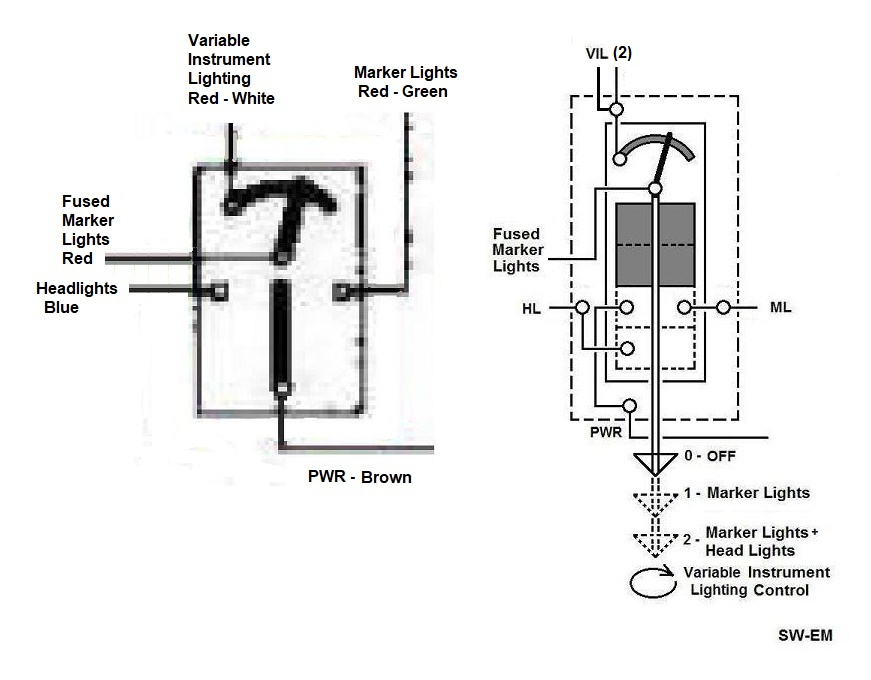 Light Switch Off Drawing. Latest Drawing Schematic Diagram