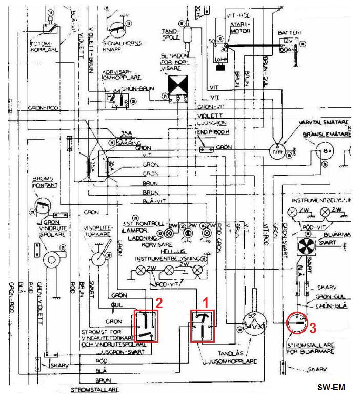 wiring a light pull switch