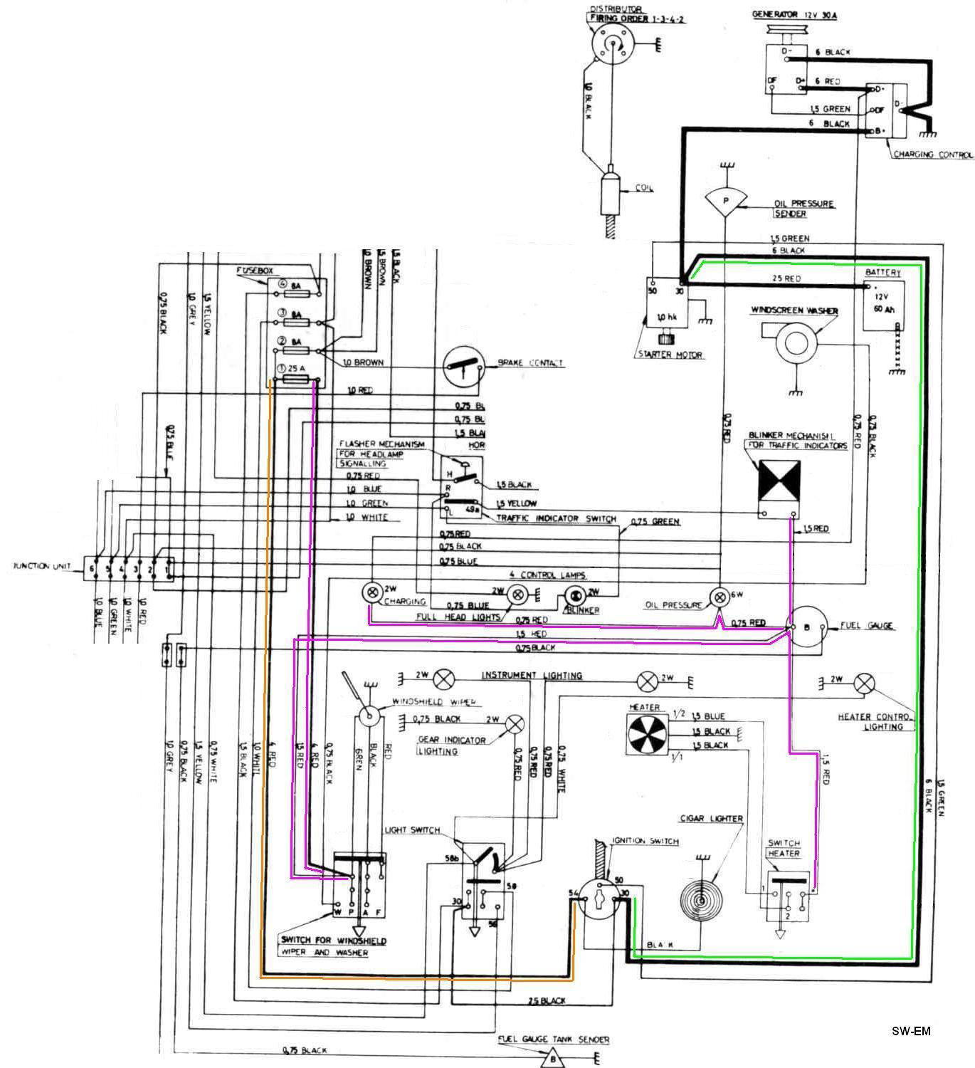 hight resolution of 4 wire ignition wiring