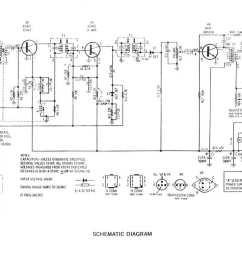 sw em radio notes schematic diagram of 707 am radio [ 1207 x 764 Pixel ]