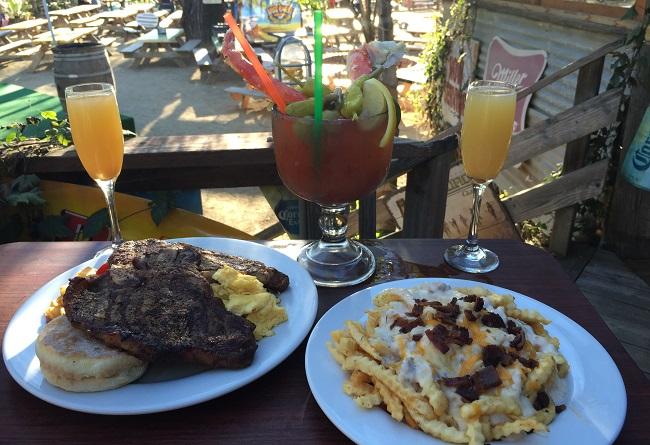 breakfast cocktails